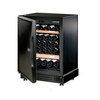 EuroCave Performance 59 Built-In Wine Cellar (Black Door)