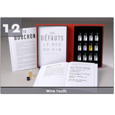 Make Scents of Wine 12 Aroma Faults Kit
