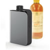 Metrokane Rabbit Tethered Hip Flask, 6 oz.