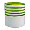 Green Horizon Ice Bucket