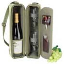 Picnic at Ascot Hamptons Sunset Deluxe Wine Carrier