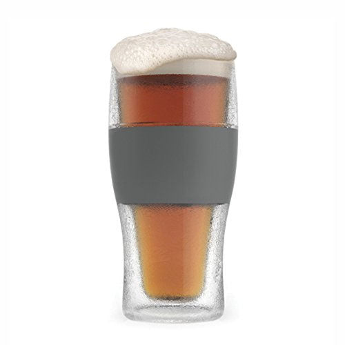 True Host Freeze Cooling Beer Pint Glass