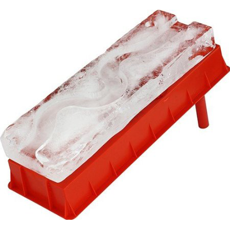 Ice Luge- Single Track