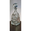 Badash Crystal Triangle Decanter 28oz.