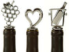 Love of Wine Bottle Stoppers Set