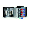 Martini Gambling Set with Case