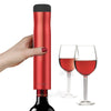 Metrokane Rabbit Automatic Electric Corkscrew, Metallic Red