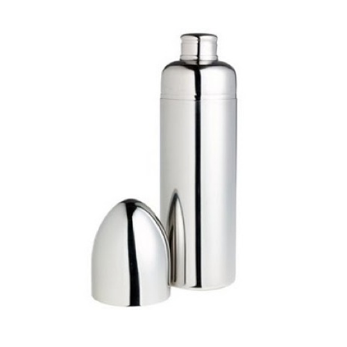 Metrokane Stainless Steel Bullet Cocktail Shaker