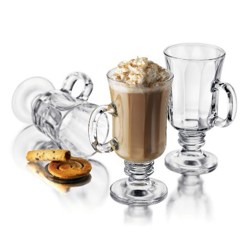 8oz Milan Irish Coffee Mug (Set of 4)