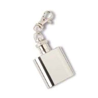 Mini Keychain Flask - 1 oz
