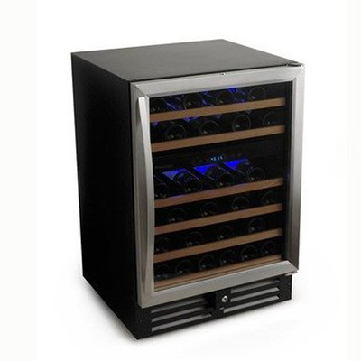 N'FINITY PRO 46 Dual Zone Wine Cellar( Stainless Steel Door)