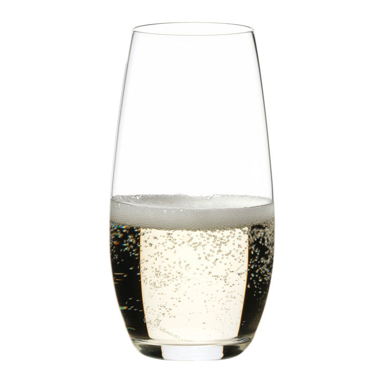 "Riedel ""O"" Series Stemless Champagne Glasses (Set of 4)"