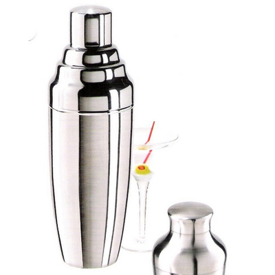 Oggi Jumbo Party Stainless Steel Cocktail Shaker- 60 oz.