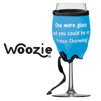 Woozie, One More Glass & You Could Be My Prince