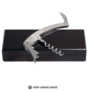 Pampered Grape Stainless Steel Chateau Waiter Corkscrew