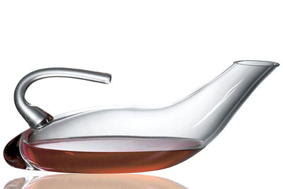 Ravenscroft Crystal Duck Decanter