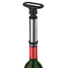 Metrokane Rabbit Stainless Steel Wine Preserver (Vacuum Pump with 2 Stoppers)