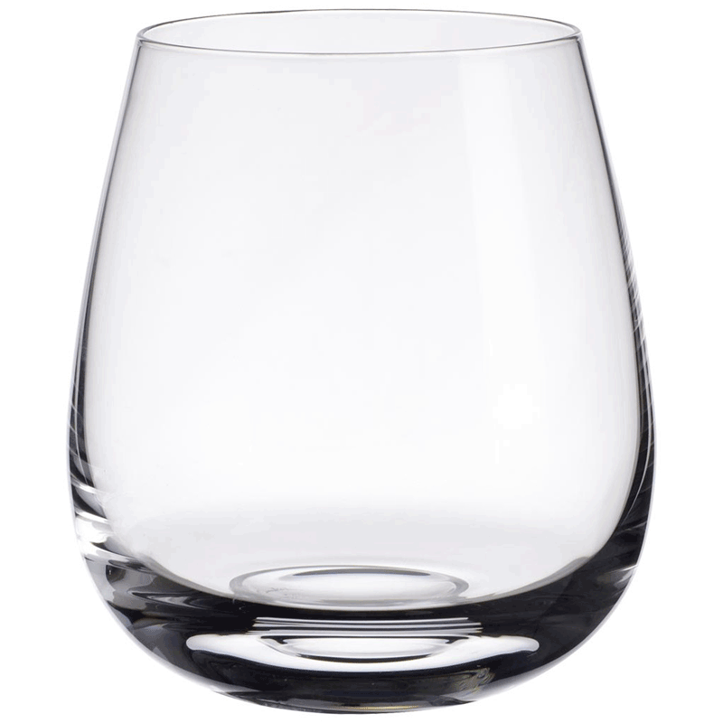Villeroy & Boch Scotch Whiskey Single Malt 4-Inch Islands Whisky Tumbler, Set of 2