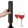 Metrokane Rabbit Automatic Electric Corkscrew, Black