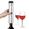 Metrokane Rabbit Automatic Electric Corkscrew, Silver