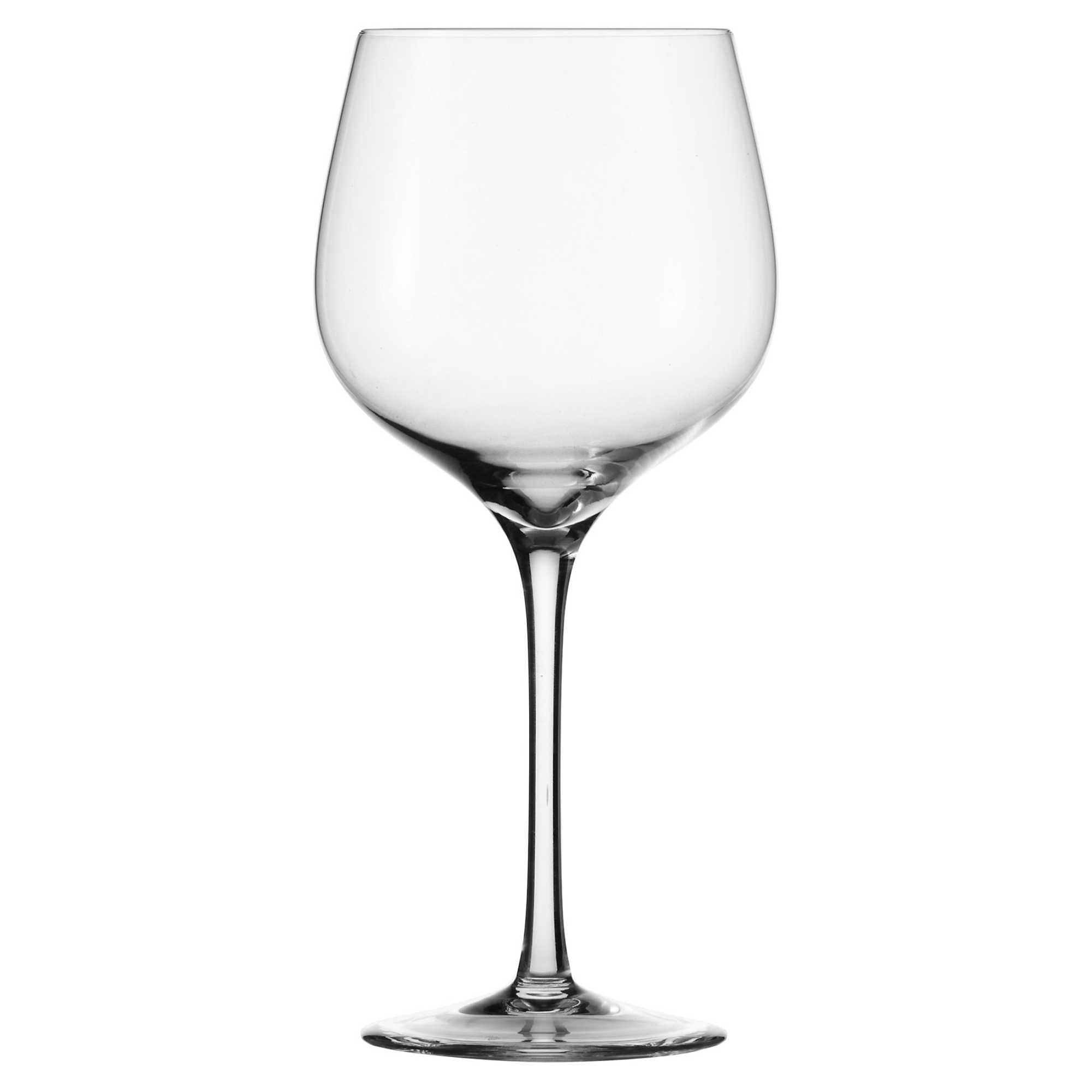 Eisch Superior Burgundy Glass