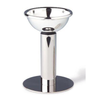Splay Silver Plated Wine Decanter Funnel