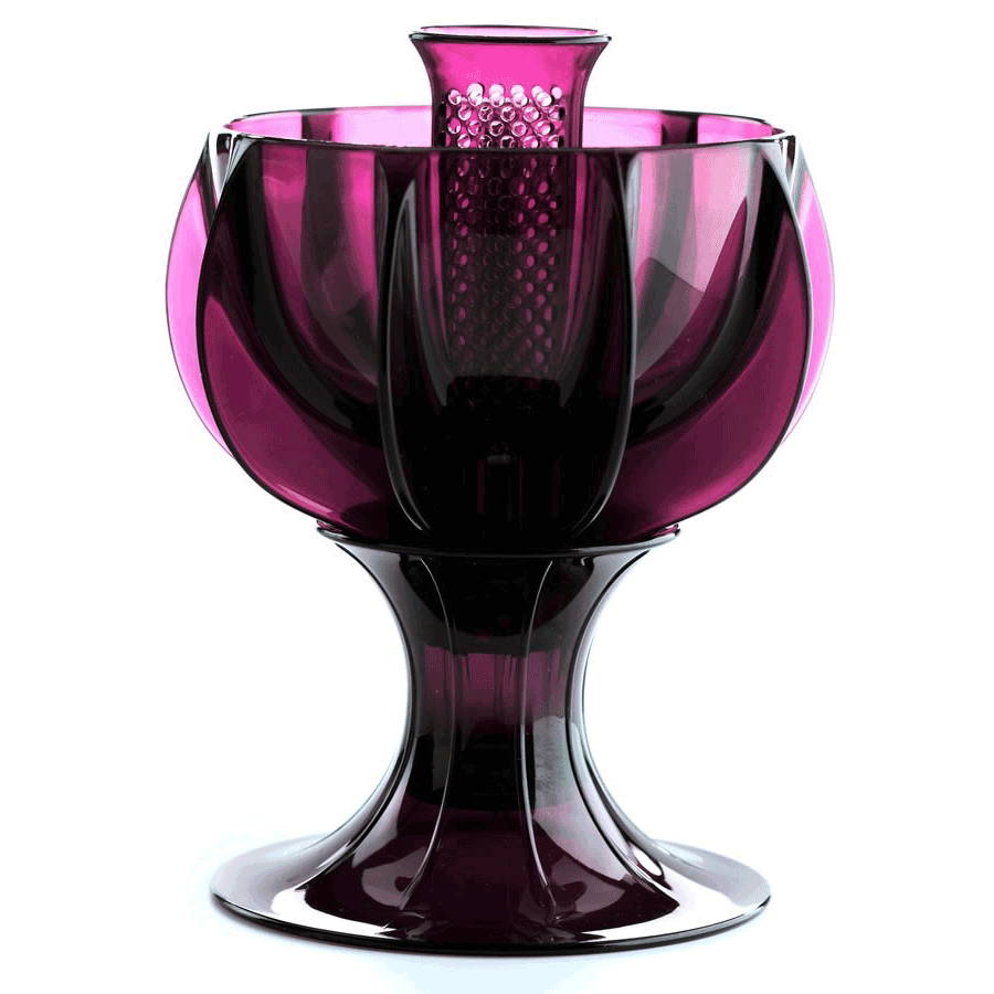 WineWeaver Wine Aerator- Classic Purple