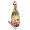 Roma Wine Bottle Cheese Server