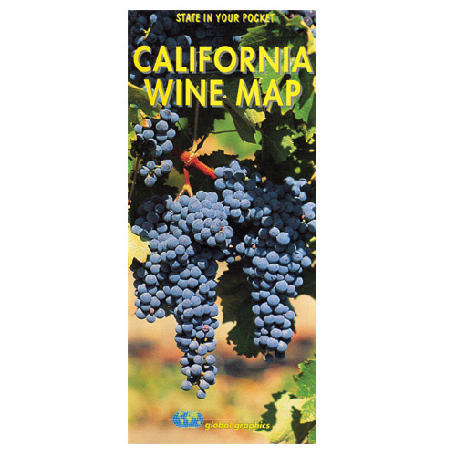 California State Wine Map