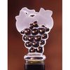 Acrylic Grapes Bottle Stopper