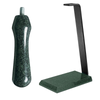 Evergreen Granite Table Stand & Handle