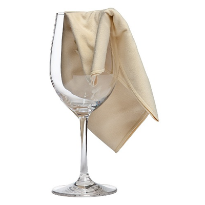 Easy-Shine Microfiber Glassware Towels (Set of 2)
