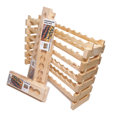 Modular Wine Rack - 36 Bottle