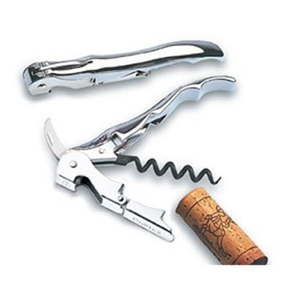 Pulltex Pulltaps Chrome Plated Corkscrew