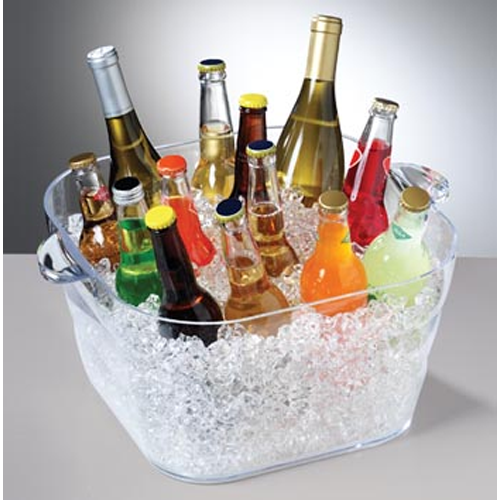 Acrylic Party Tub