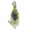 Pinot Noir Wine Bottle Cheese Server