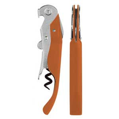Pulltex Pulltap's PullParrot Corkscrew - Orange