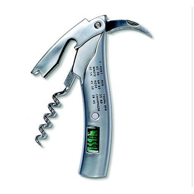 VinTemp Digital Wine Thermometer and Corkscrew