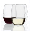 GoVino Shatterproof Stemless Glasses (Set of 4)