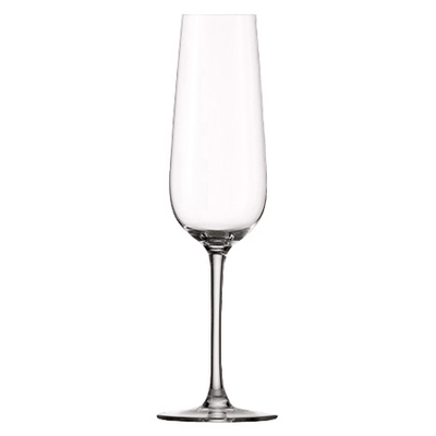 Stolzle Grandezza Champagne Flute Glasses (Set of 6)