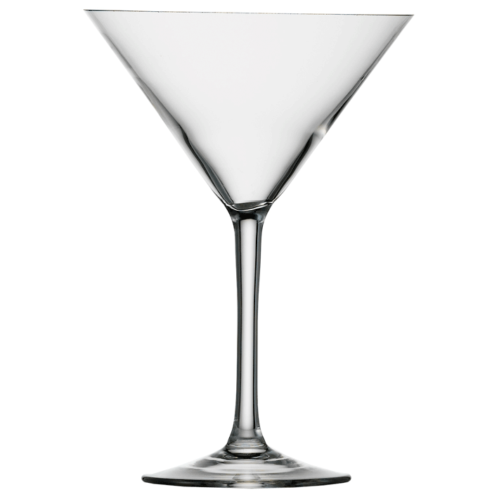 Stolzle Grandezza Martini Glasses (Set of 6)