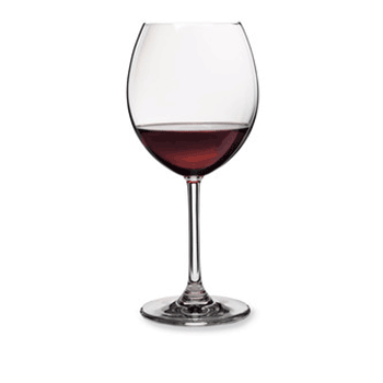 Stoelzle Oberglas Red Wine Glasses (Set of 6)