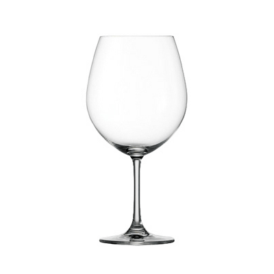 Stoelzle Oberglas Burgundy Wine Glasses (Set of 6)