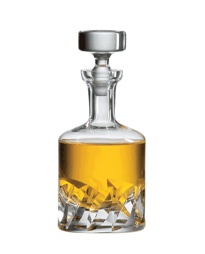 Ravenscroft Beveled Blade Decanter