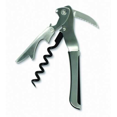 Gulliver Double-Step SS Waiter's Corkscrew
