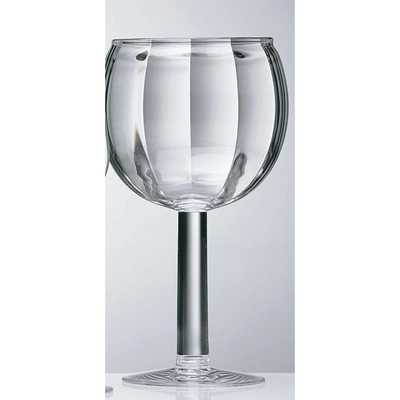 Contours Acrylic Red Wine Glasses (Set of 4)