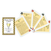 White Wine Playing Cards