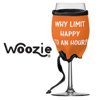 Woozie, Why Limit Happy Hour?