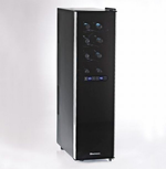 Silent Series 18 Bottle Dual Zone w/ Touchscreen Wine Refrigerator-Slimline Edition
