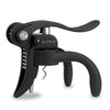 Final Touch Lightning Lever Corkscrew - Black